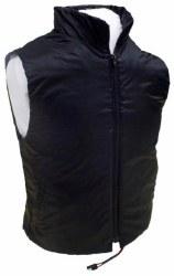 Black Jack H Collar Vest 40 Sw