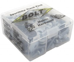 Bolt Kit Jap SB TrackPk 100+Pc