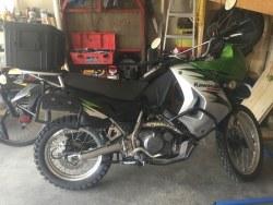 2008 Kawasaki KLR685