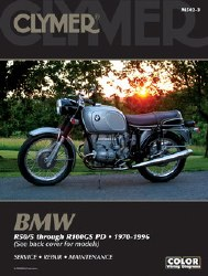 Clymer BMW M502-3