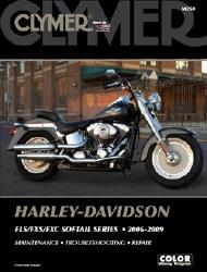 Clymer Harley M250