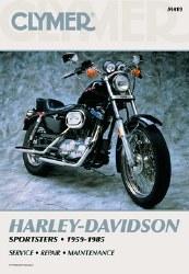 Clymer Harley M419