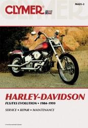 Clymer Harley M421-3