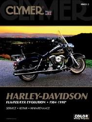 Clymer Harley M422-3