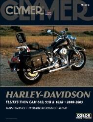 Clymer Harley M423-2