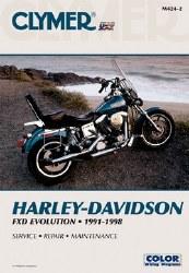 Clymer Harley M424-2