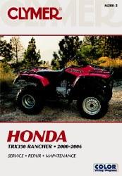 Clymer Honda M200-2