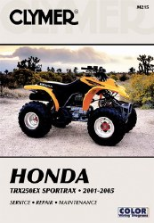Clymer Honda M225