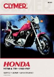 Clymer Honda M313