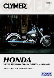 Clymer Honda M314-3