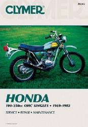 Clymer Honda M315