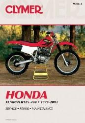 Clymer Honda M318-4