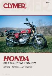 Clymer Honda M323