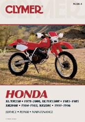 Clymer Honda M328-4