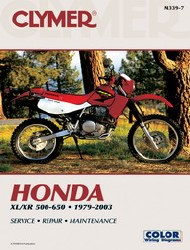 Clymer Honda M339-7