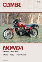 Clymer Honda M344