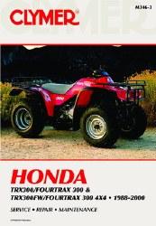 Clymer Honda M346-3