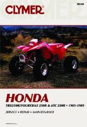 Clymer Honda M348