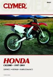 Clymer Honda M437