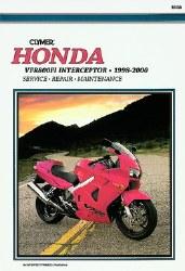 Clymer Honda M438