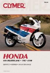 Clymer Honda M439