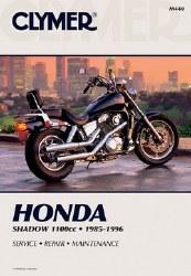 Clymer Honda M440