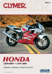 Clymer Honda M445-2