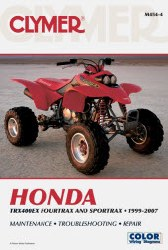 Clymer Honda M454-5