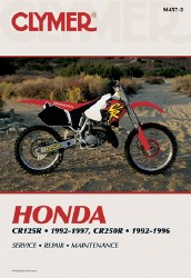 Clymer Honda M457