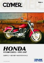 Clymer Honda M460-4