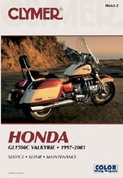 Clymer Honda M462-2