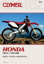 Clymer Honda M464