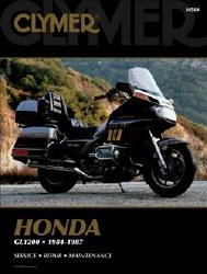 Clymer Honda M504