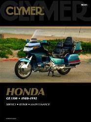 Clymer Honda M505