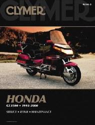 Clymer Honda M506-2