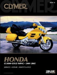 Clymer Honda M507-3