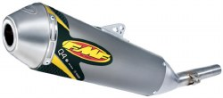 FMF Silencer Q4 KLR650 08 to16