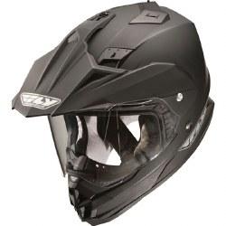 Fly Trekker Helmet FBK SM
