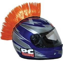 Helmet Mohawk Orange