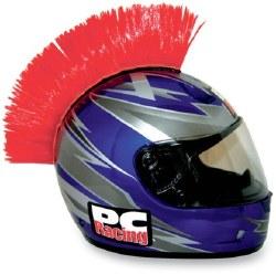Helmet Mohawk Red