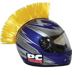 Helmet Mohawk Yellow