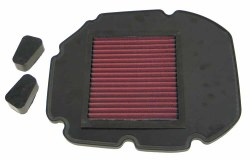 K&N Air Filters HA0011