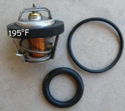 Thermostat For TB 1 KLR 195'F