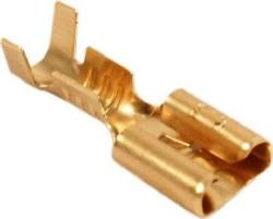 Female Flat Pin MEDIUM EACH