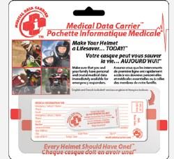 MDC Medical Data Carrier