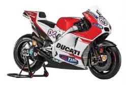Model 1:12 Ducati Desmo Dovisi