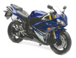 Model 1:12 Yamaha YZF-R1 2008