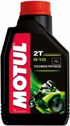 Motul Oils 510 2T 1L
