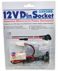 Oxford 12V Din Socket EL100