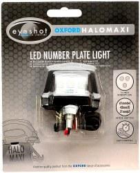 Oxford Halo Maxi PlateL OX112